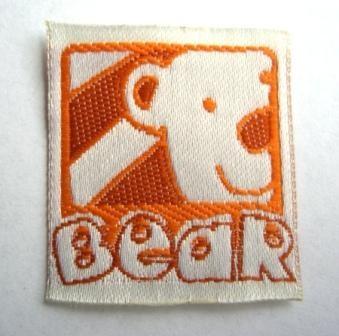 BEAR, Webetikett *SALE*