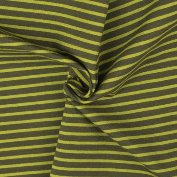 Campanino grün auf khaki, Jersey