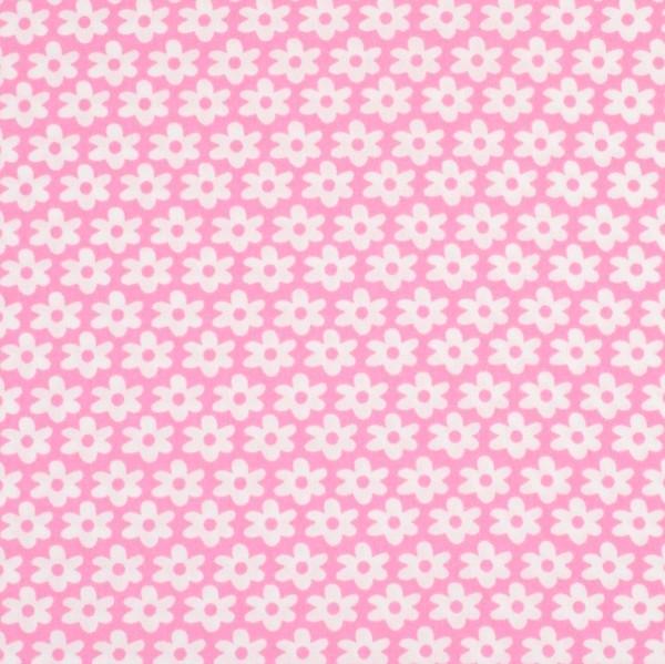 Miri Blümchen, rosa, Webstoff