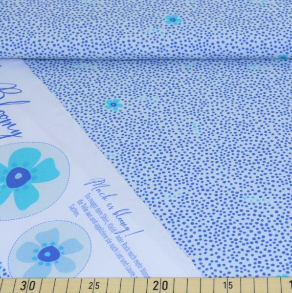 Blaubeerstern Bloomy blau, Jersey