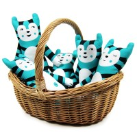 DIY CAT turquoise, Design Kit *SALE*