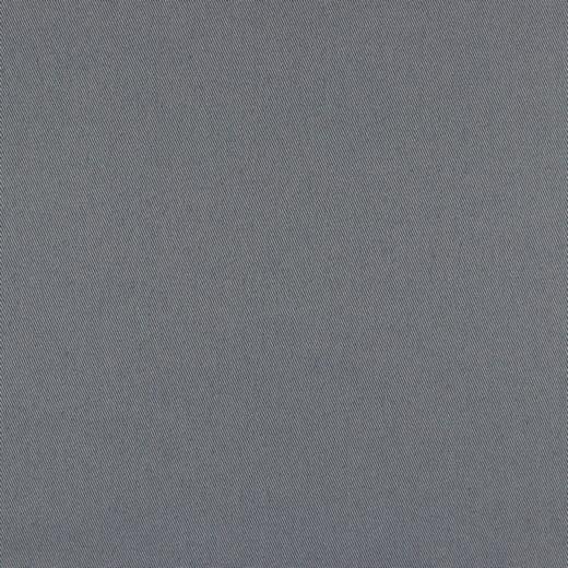 Fester Baumwollstoff/Köper, mittelgrau, waschbar bei 60°