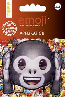 Applikation Emoji - Affe, nix hören