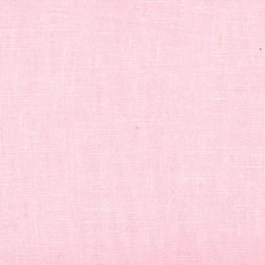 Bio-Reinleinen rosa