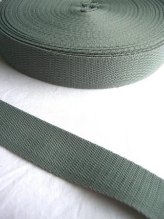 Gurtband, grau