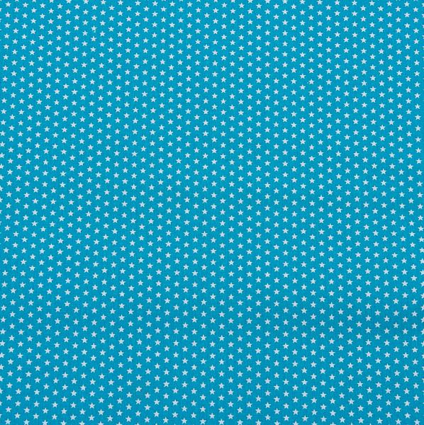 Lili Mini Stars, türkis, waschbar bei 60°