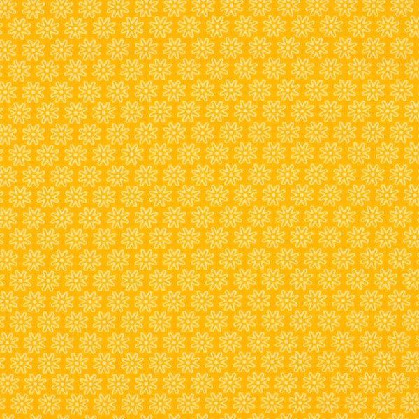 Miri kleine Blüten gelb, Jersey