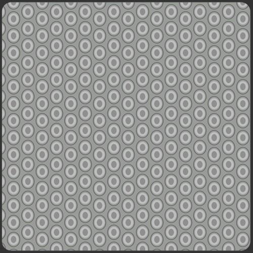 Art Gallery Oval Elements Silver Drops, Webstoff