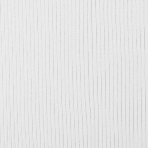 XL Ripp-Jersey, weiß