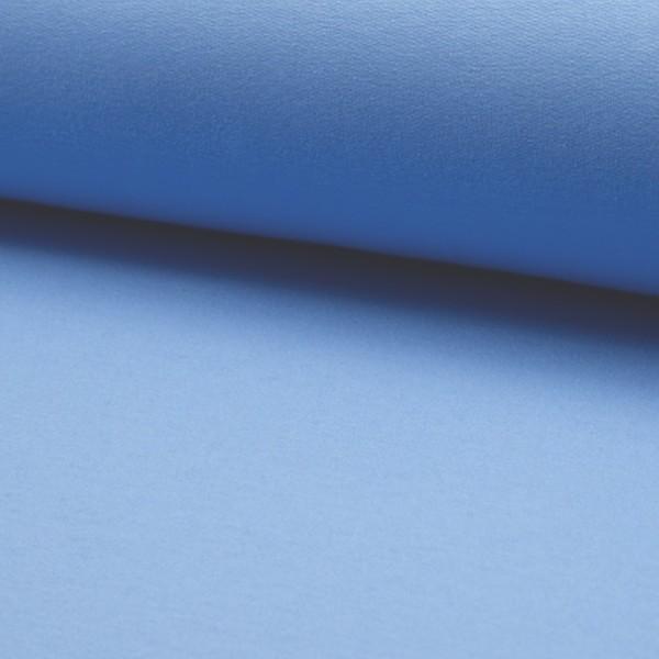 Baumwollstoff helles himmelblau
