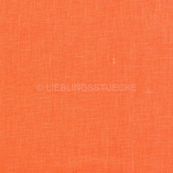 Festes Leinen orange