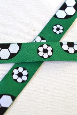 Soccer Spirit, Sporty Dots, Webband *SALE*