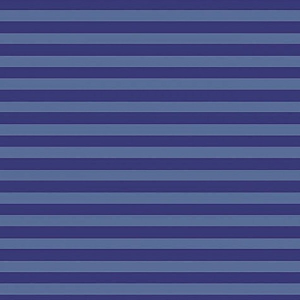 Willi, Streifenjersey blau
