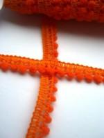 Mini-Pommerlborte, orange *SALE*