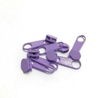 Schieber für Endlos-RV, violett