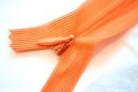 Nahtzipp, orange *SALE*