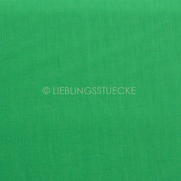 Top-Leinen grasgrün