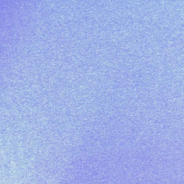 Glattes Bündchen helles jeansblau-meliert