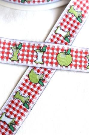 Apfel schmatz, Webband