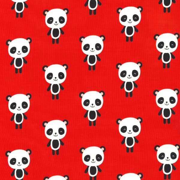 R. Kaufman, Urban Zoologie Pandas rot