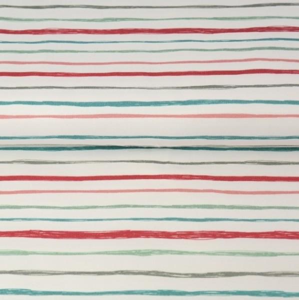 Stenzo Wonderful Stripes offwhite, Bio-Jersey