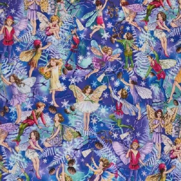Michael Miller, Enchanted Fairy, Webstoff
