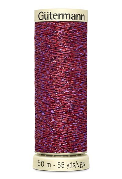 Gütermann Metalleffektfaden, pink (247)