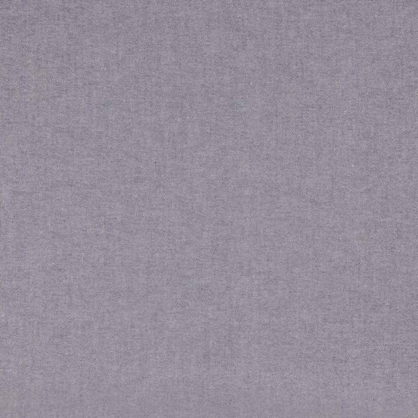Oxford dunkelblau-meliert, Baumwollpopeline, waschbar bei 60°