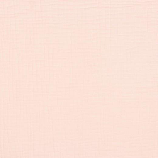 Triple Layer Gauze/Musselin, hellrosa
