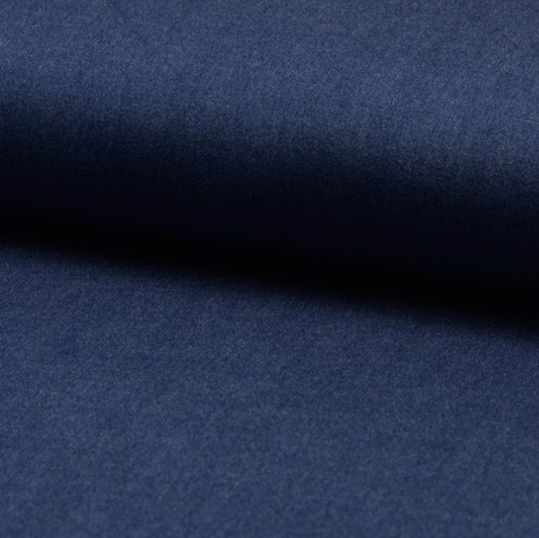 Cindy, Tencel-Webstoff dunkelblau
