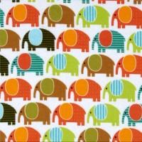 R. Kaufman, Urban Zoologie Elephants Wild, Flanell