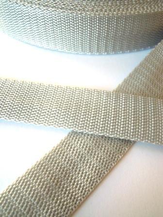 Gurtband, silber