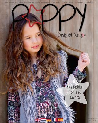 B*inspired by Poppy, Edition 7