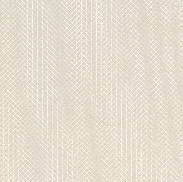 Cotton+Steel, Netorious silber auf beige, Webstoff