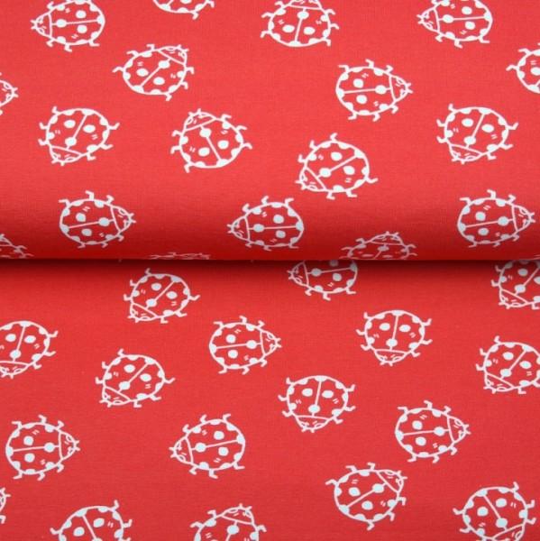 STENZO Jersey Marienkäfer auf rot