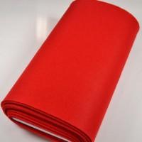 Schmaler Filz 4mm dick, rot