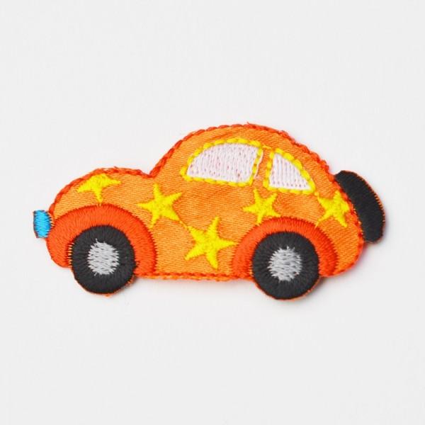 Applikation Auto, orange