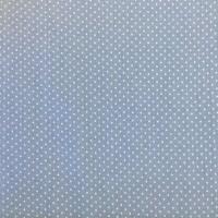 Sommerjeans hellblau mit kleinen Punkten