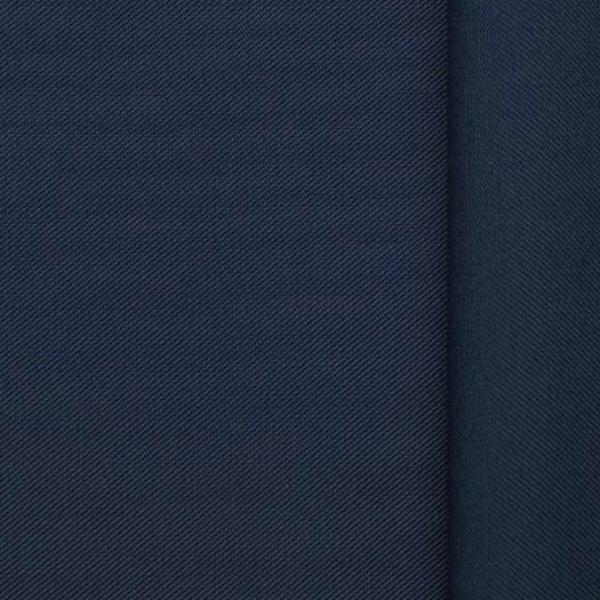 Top-Köperstoff dunkelblau, waschbar bei 90°, farbbeständig