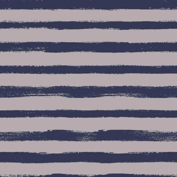Sweat, Groovy Stripes grau