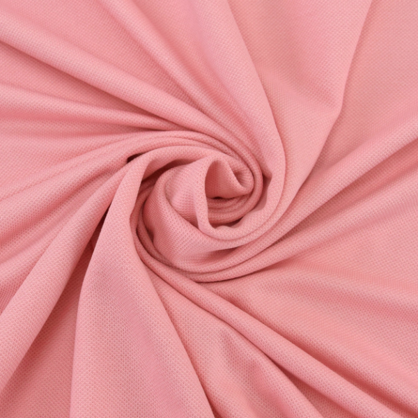 Alberto Bio-Polo-Pique-Jersey, rosa