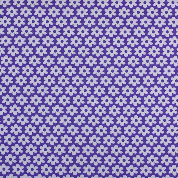 Miri Blümchen, lila, Webstoff