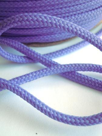 Schnur, 4 mm, helles violett