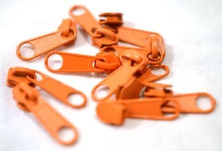 Schieber für Endlos-RV, orange