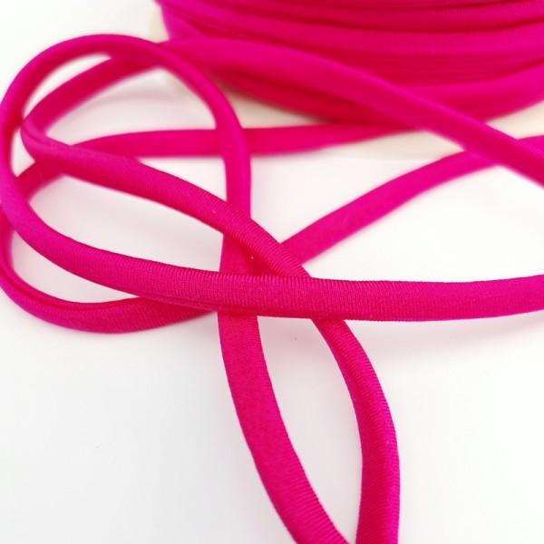 Trägergummi, dick, pink