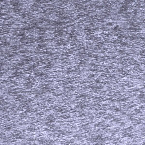 Slub-Jersey melange dunkelblau
