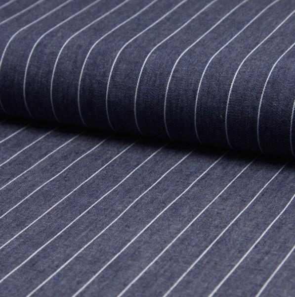 Sommerjeans Stripes, breit
