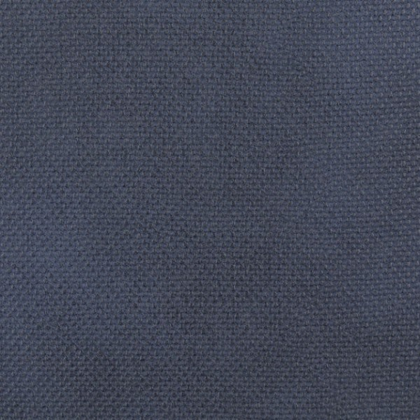 Lederimitat strukturiert blau