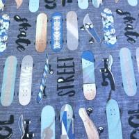 Hilco Swag Boards blau, Sweat