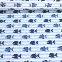Hilco Hungry Piranhas blau, Jersey